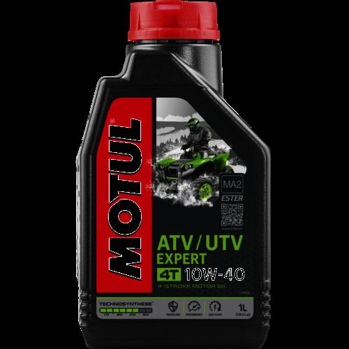 MOTUL 10W-40 4T ATV UTV EXPERT 1L (105938)