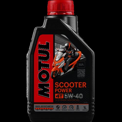 MOTUL 5W-40 4T SCOOTER POWER MA 1L (105958)