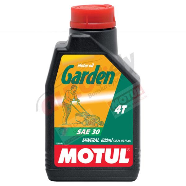 MOTUL GARDEN 4T SAE 30 600ML (106999)