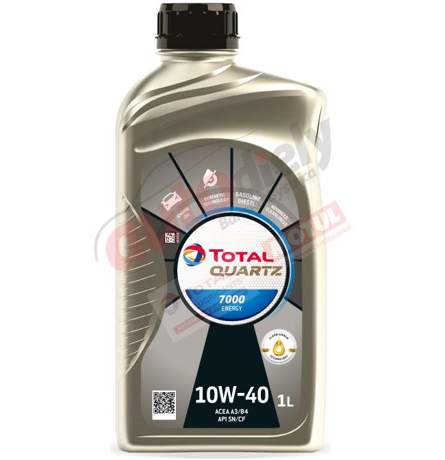 TOTAL 10W-40 Energy 7000 1L (201535) (214112)