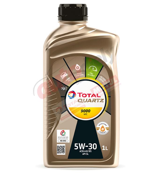Total 5w-30 Future NFC 9000 1L (171839) (213777)