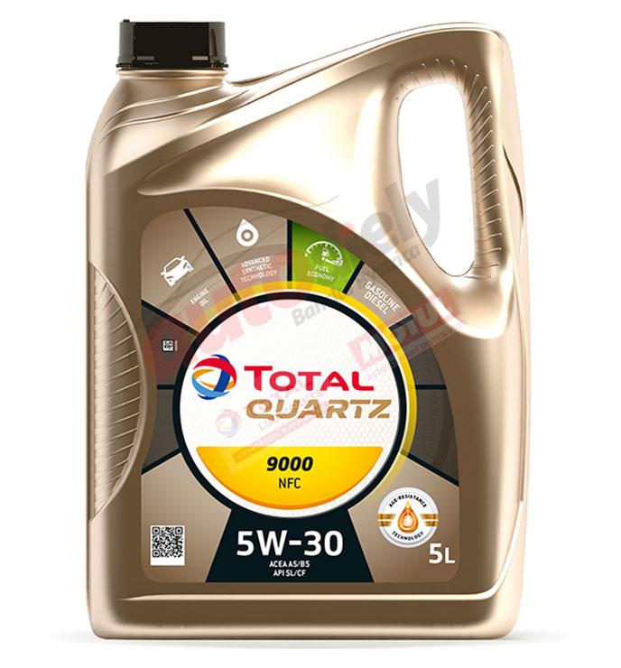 Total 5w-30 Future NFC 9000 5L (183199) (213835)