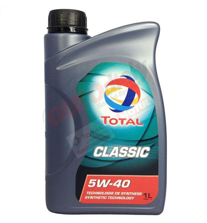 Total 5w-40 Classic 1L (164796)