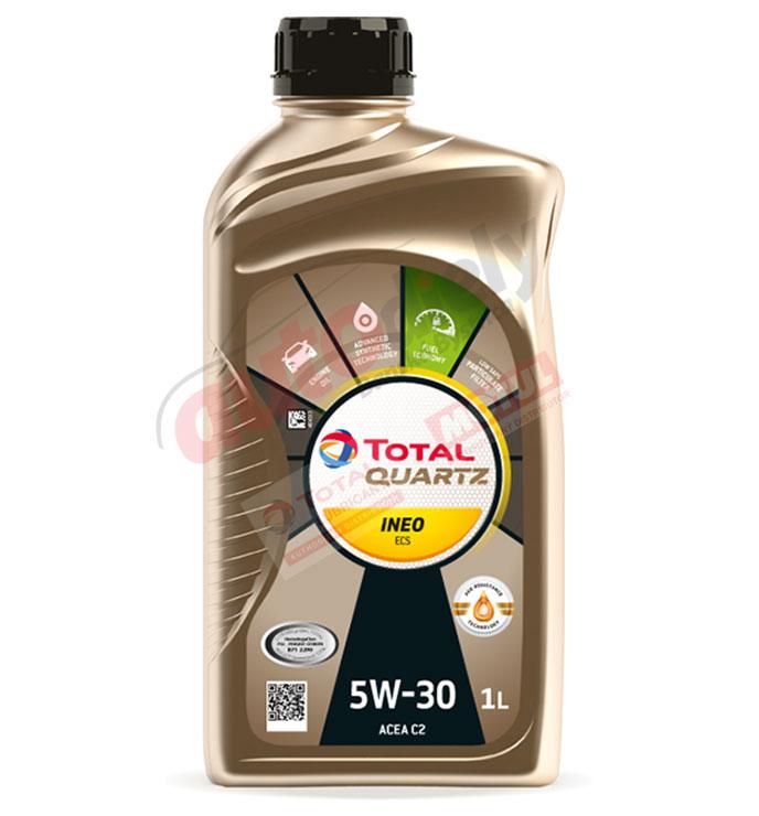 Total 5w-30 Quartz Ineo Ecs 1L (166252) (213768)