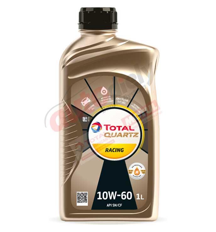 TOTAL QUARTZ Racing 10W-60 1L (182162)