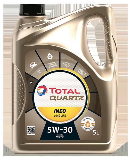 Total 5w-30 Quartz Ineo LLife 5L (181712) (213819)