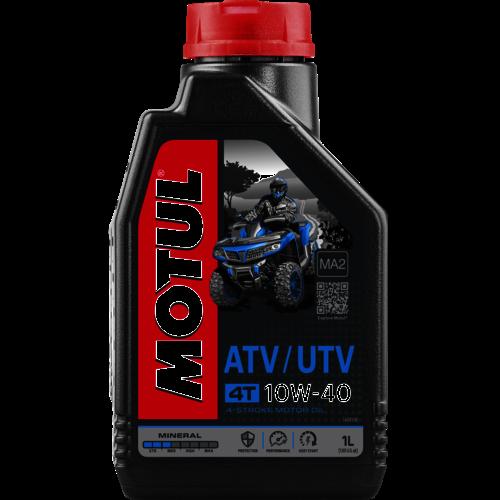 MOTUL 10W-40 4T ATV-UTV 1L (105878)