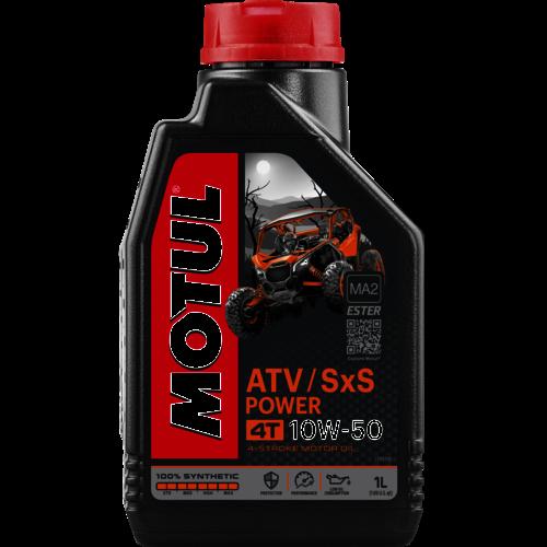 MOTUL 10W-50 ATV-SXS POWER 4T 1L (105900)