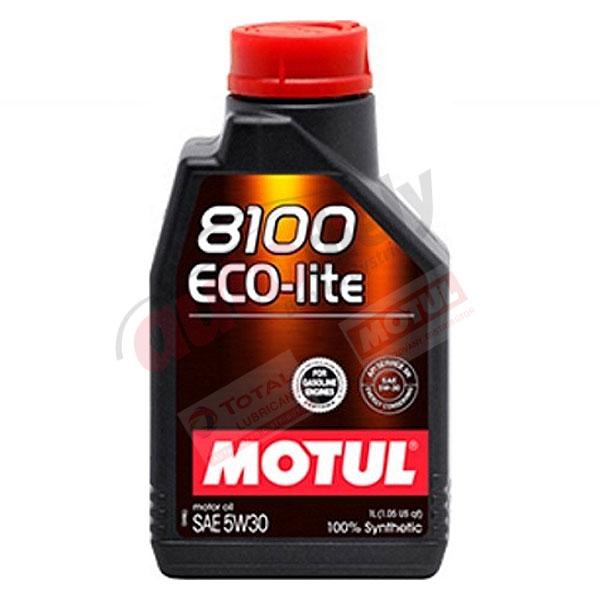 MOTUL 5W-30 8100  ECO-LITE 1L (107250) (108212)