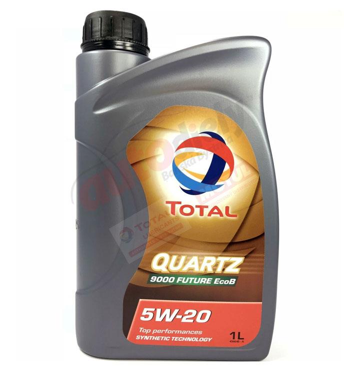 Total 5W-20 Quartz 9000 futureECOB-1L (195026)
