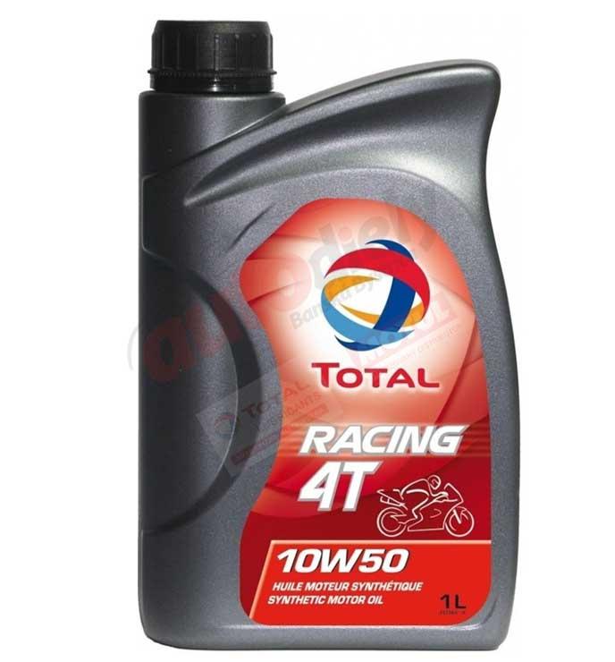 Total 10w-50 Racing 4T 1L (166258)
