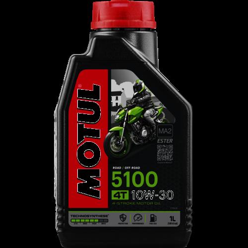 MOTUL 10W-30 5100 4T 1L (104062)