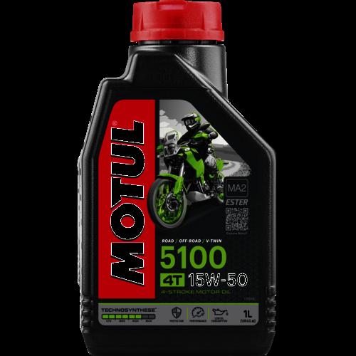 MOTUL 15W-50 5100 4T 1L (104080)