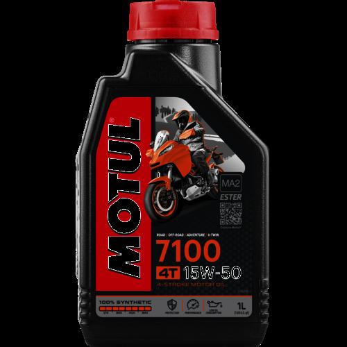 MOTUL 15W-50 7100 4T 1L (104298)