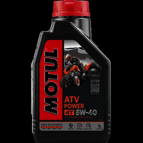MOTUL 5W-40 ATV POWER 4T 1L (105897)