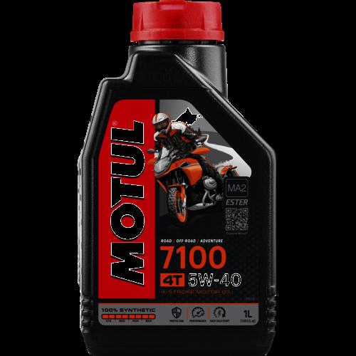 MOTUL 5W-40 7100 4T 1L (104086)