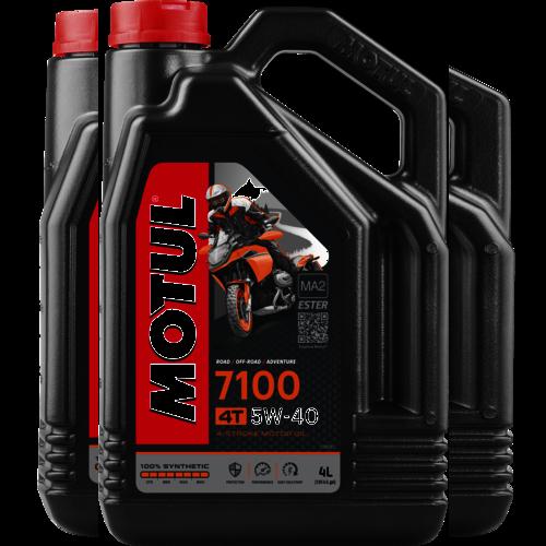 MOTUL 5W-40 7100 4T 4L (104087)