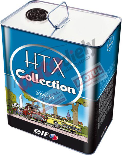 ELF 20w-50 HTX COLLECTION 5L (205669)