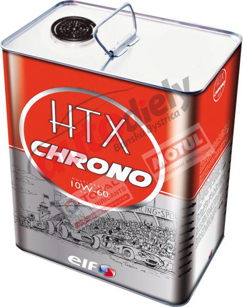 ELF 10w-60 HTX CHRONO 5L (205668)