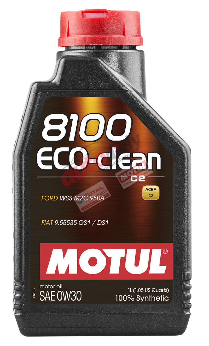 MOTUL 0w-30 8100 ECO-CLEAN 1L (102888)