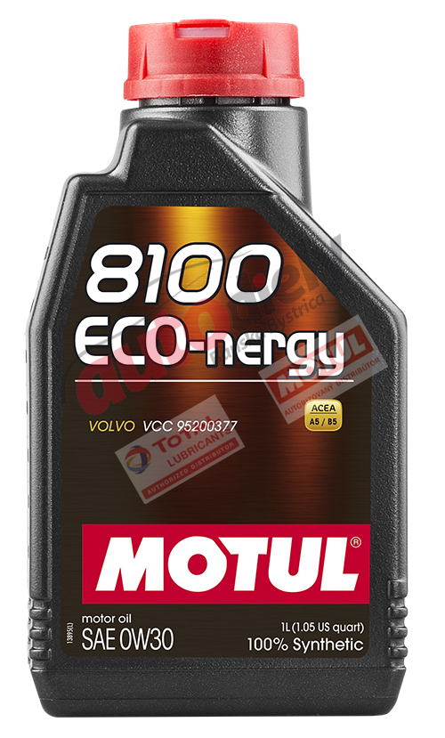 MOTUL 0W30 8100 ECO-NERGY 1L (102793)