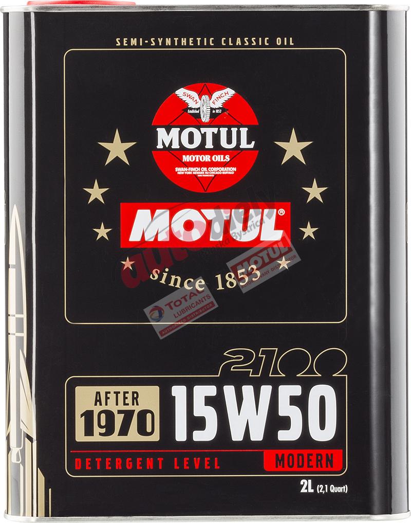 MOTUL 15W-50 2100 2L (104512)
