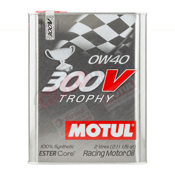 MOTUL 0w-40 300V TROPHY 2L ( 104240)