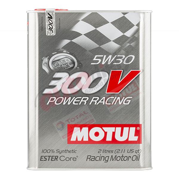 MOTUL 5w-30 300V POWER RACING 2L (104241)
