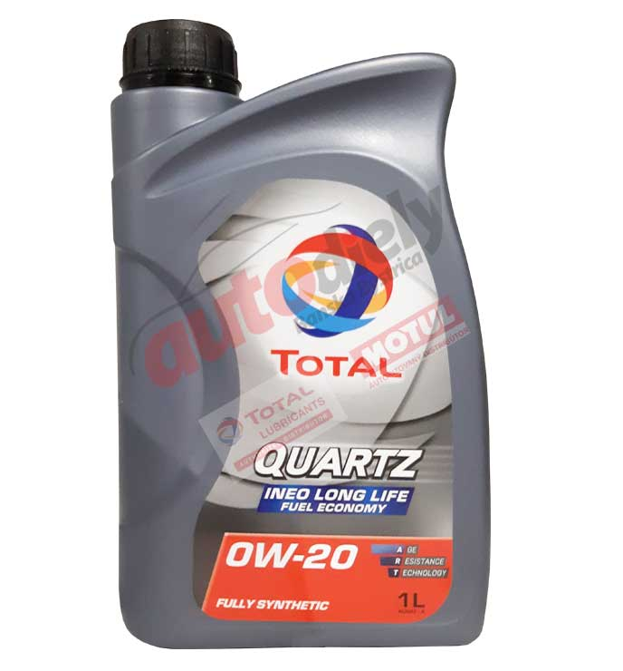 TOTAL 0w-20 INEO Long Life 1L (209315)