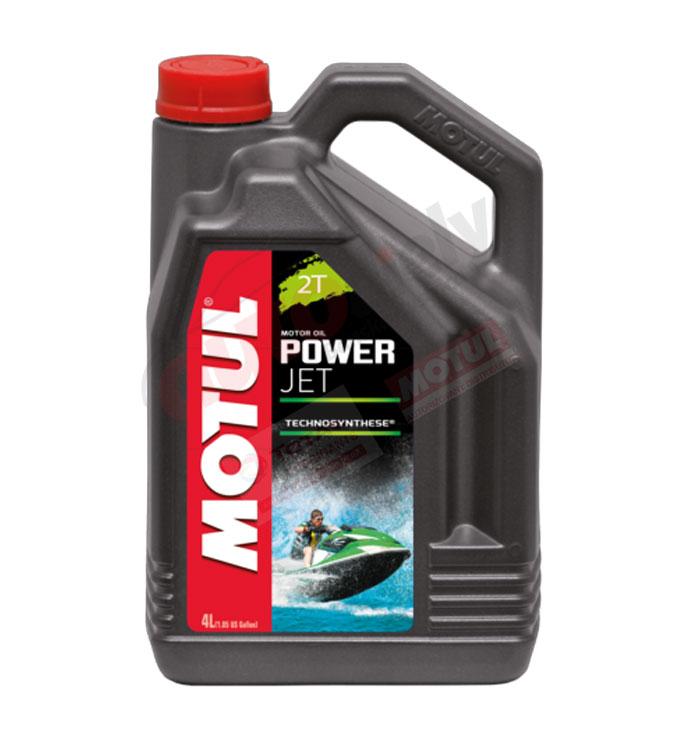 MOTUL Powerjet  2T 4L (105873)