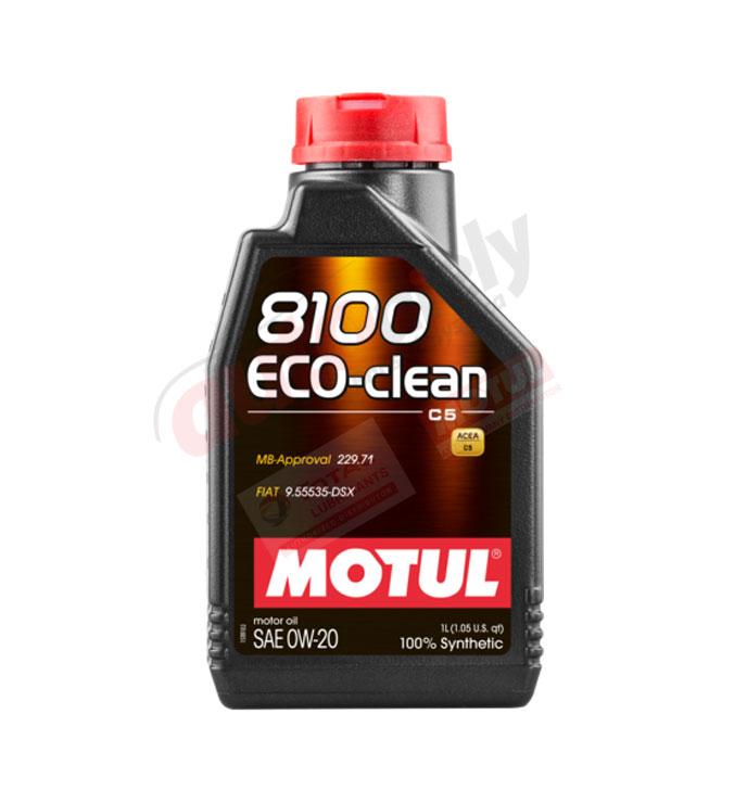 MOTUL 0w-20 ECO-CLEAN - 1L ( 108813)