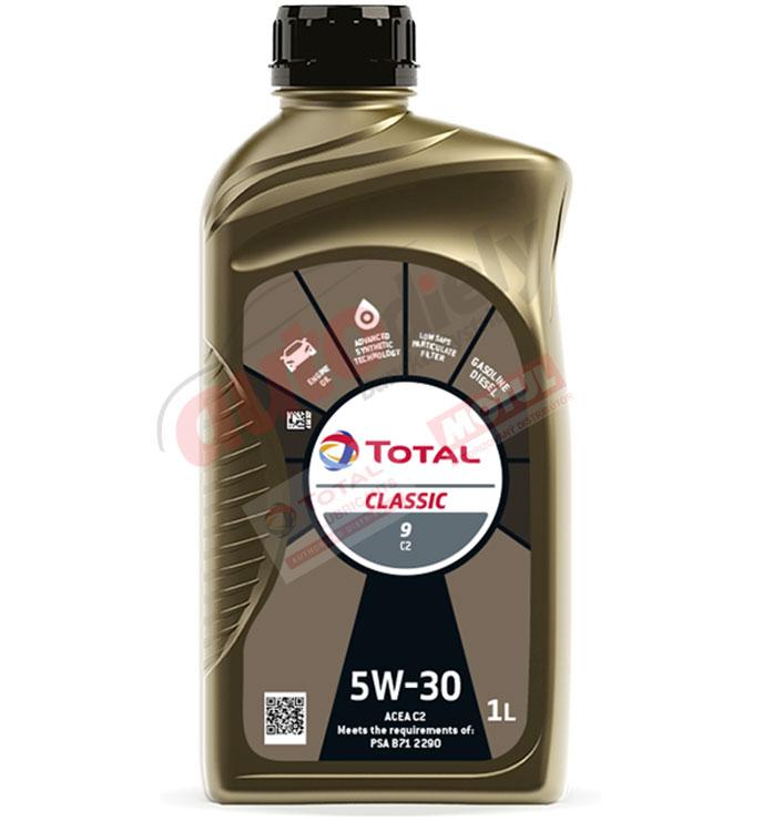 Total 5w-30 classic C2 1L (173508)