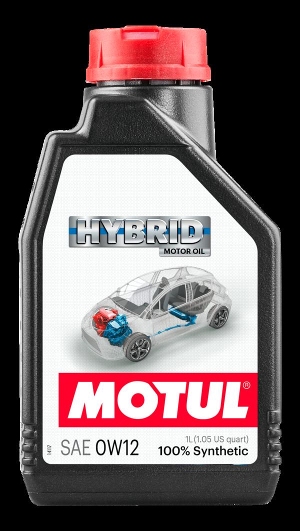 Motul 0w-12 hybrid 1L (107151)