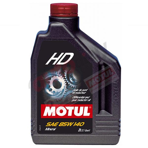 MOTUL 85W140 HD 2L (100112)