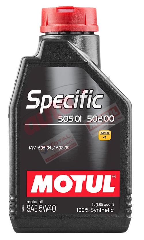 MOTUL 5W-40 SPECIFIC 505.01 502.00 1L (101573)