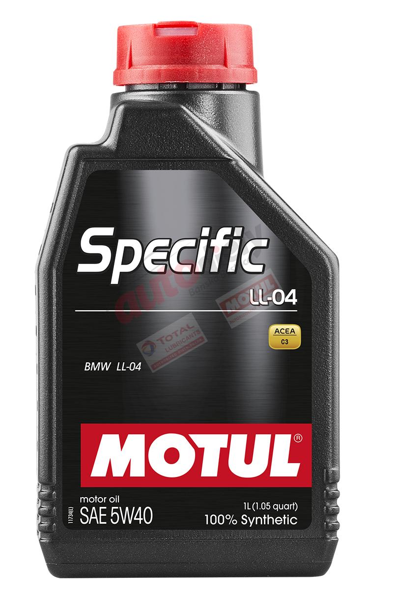 MOTUL 5W-40 SPECIFIC LL-04 1L (101272)